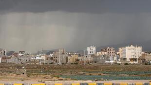 مدينة صنعاء، اليمن (22/04/2019)