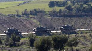 عناصر من الجيش التركي في سوريا