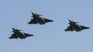 طائرات حربية مصرية من نوع رافال