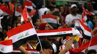 مشجعون عراقيون