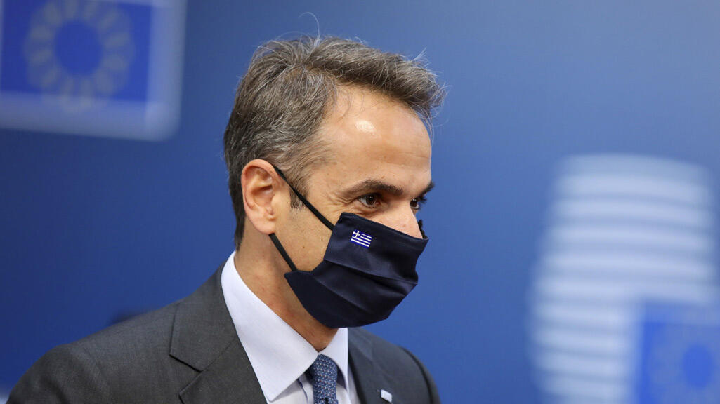رئيس الوزراء اليوناني في بروكسل