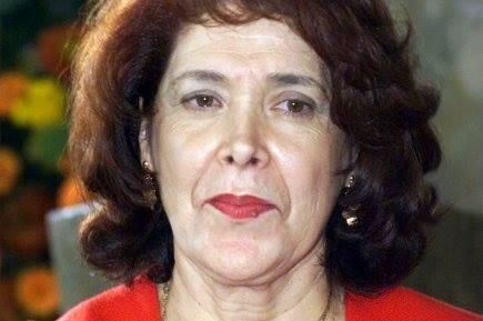 الكاتبة الجزائرية آسيا جبار