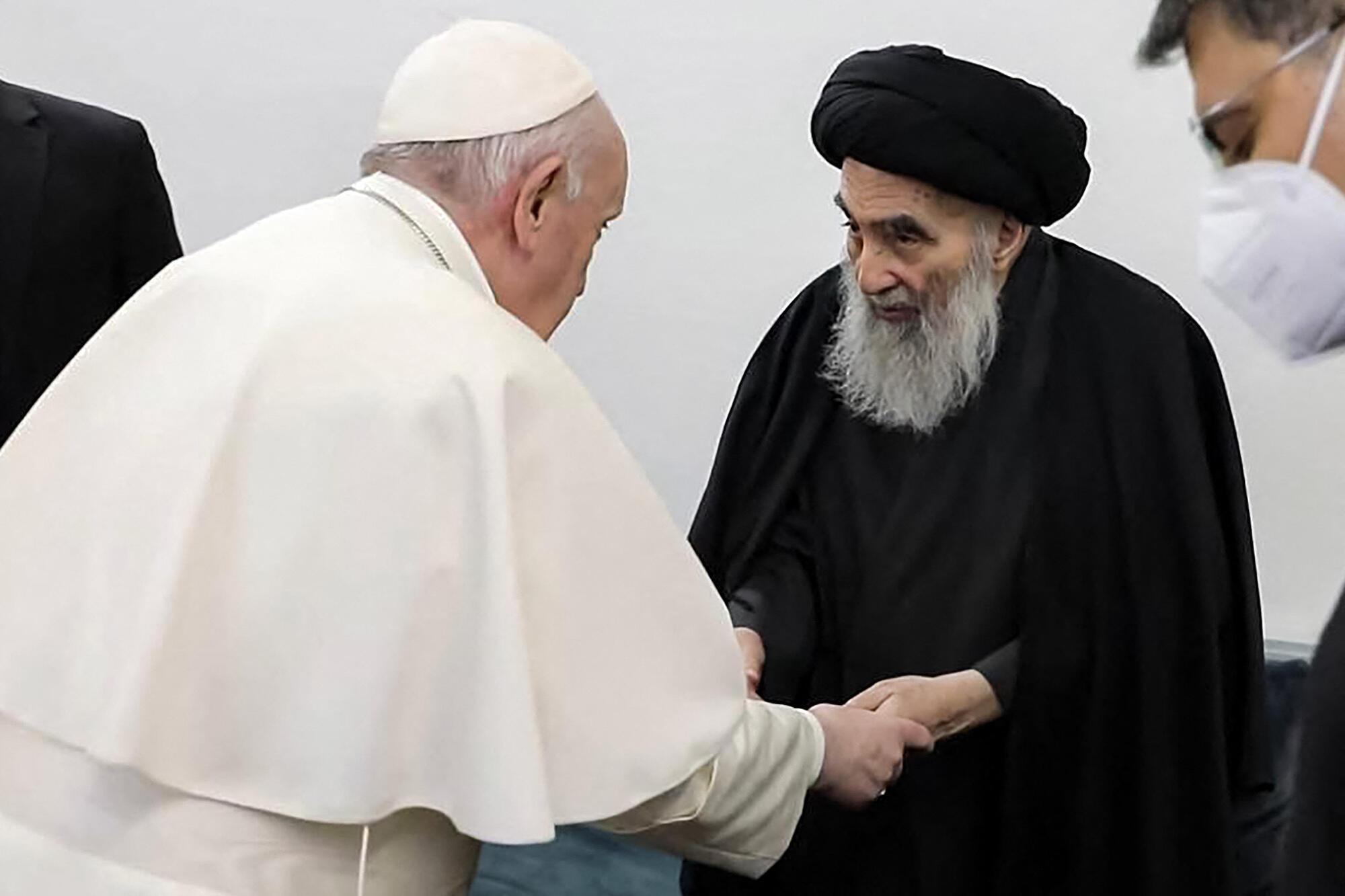 pape francois siotani 06 03 2021