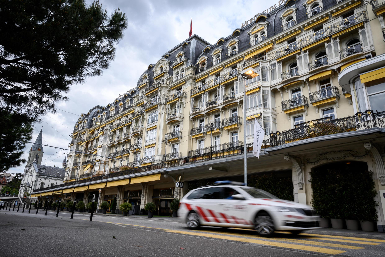 The Fairmont Le Montreux Palace