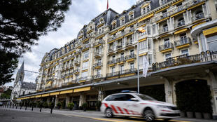 The Fairmont Le Montreux Palace
