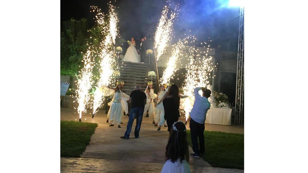حفل زفاف في بيروت