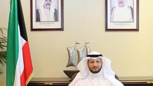 وزير مالية الكويت براك الشيتان