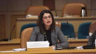 د. داليا سمهوري، مسؤولة في منظمة الصحة العالمية