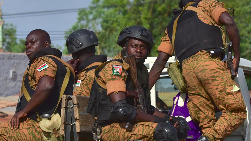 قوات بوركينا فاسو