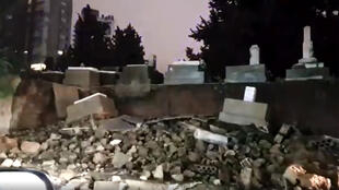 مقبرة اليهود ببيروت