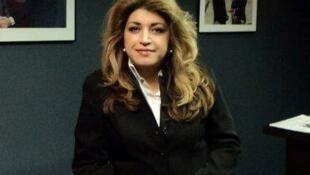 مرح البقاعي، عضو اللجنة الدستورية التابعة للمعارضة السورية