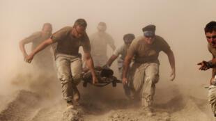القوات الأمريكية تنسحب من أفغانستان