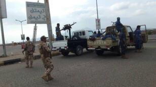 معارك في عدن