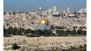 مدينة القدس الشرقية