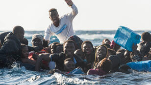 مهاجرين غير شرعيين في المتوسط 27-01-2018