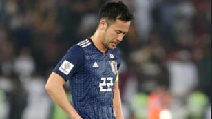 مايا يوشيدا قائد منتخب اليابان عقب خسارة فريقه أمام قطر في نهائي كأس آسيا