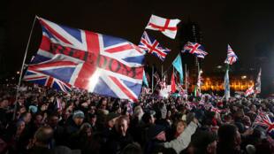 قبيل الاعلان عن خروج بريطانيا من الاتحاد الاوروبي