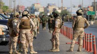 forces-irakienne
