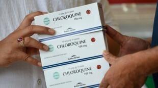 دواء كلوروكين
