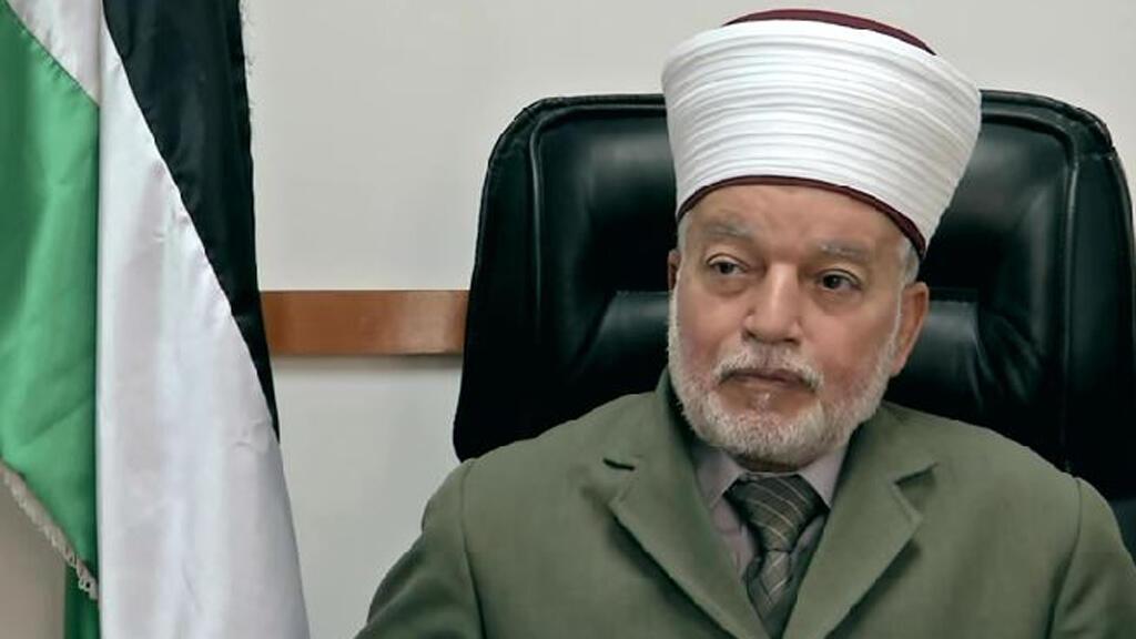 مفتي الديار المقدسة الشيخ محمد حسين