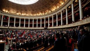 جلسة البرلمان الفرنسي (03-10-2017)