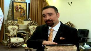 وزير النقل في حكومة كردستان العراق آنو جوهر -