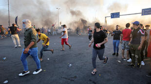 تواصل الاحتجاجات في العراق