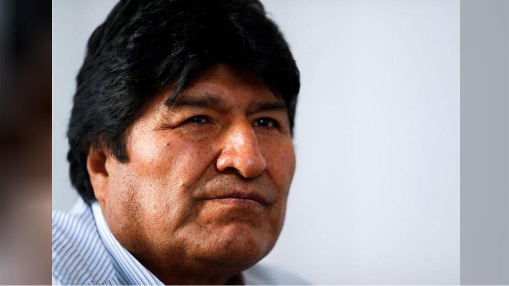 الرئيس البوليفي السابق إيفو موارليس