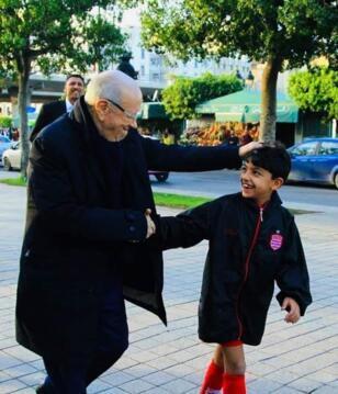 الباجي قائد السبسي-الرئيس التونسي الراحل