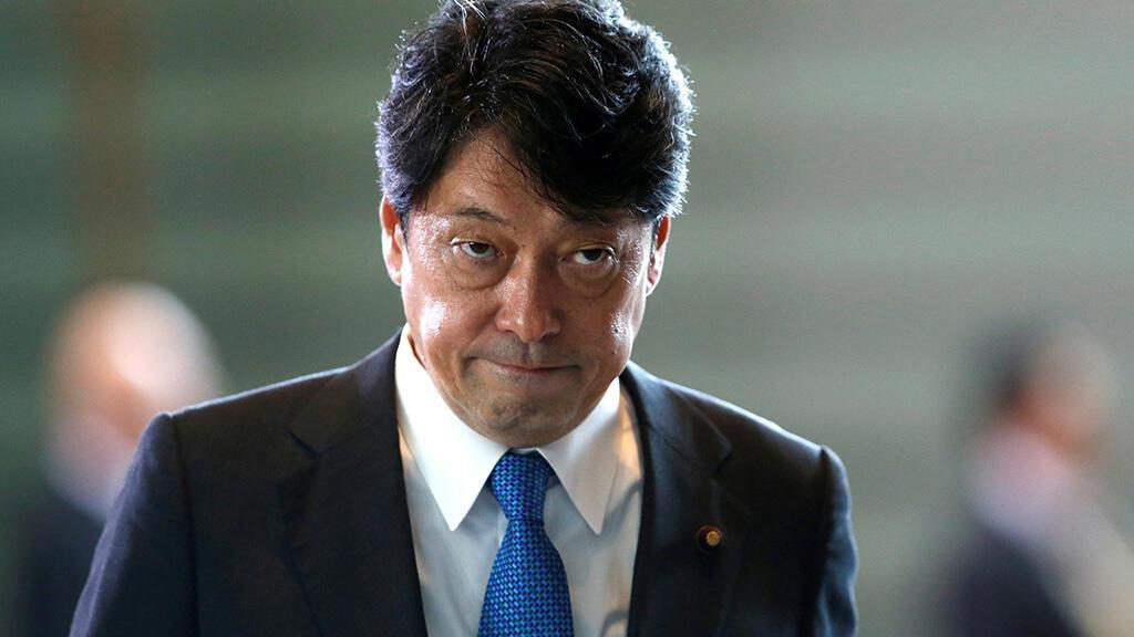 وزير الدفاع  الياباني الجديد ايتسونوري اونوديرا