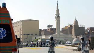 ضباط شرطة مصريون
