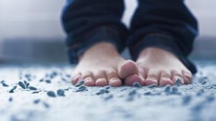 اصابع القدم