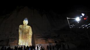 أفغان يستذكرون يوم فجرت حركة طالبان تمثالي بوذا في باميان