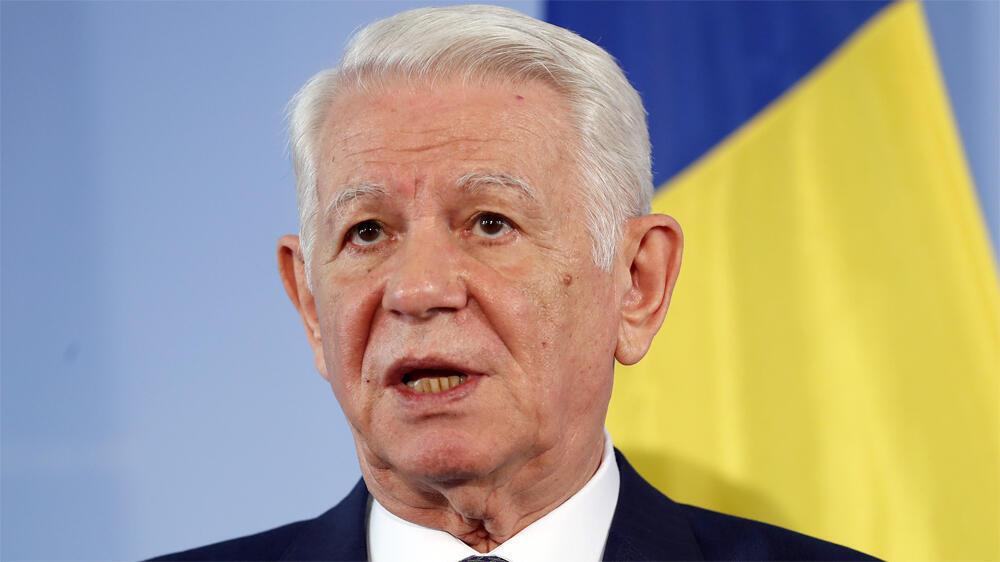 وزير خارجية رومانيا تيودور فيوريل ميليشكانو