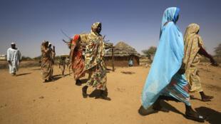 femmes darfour