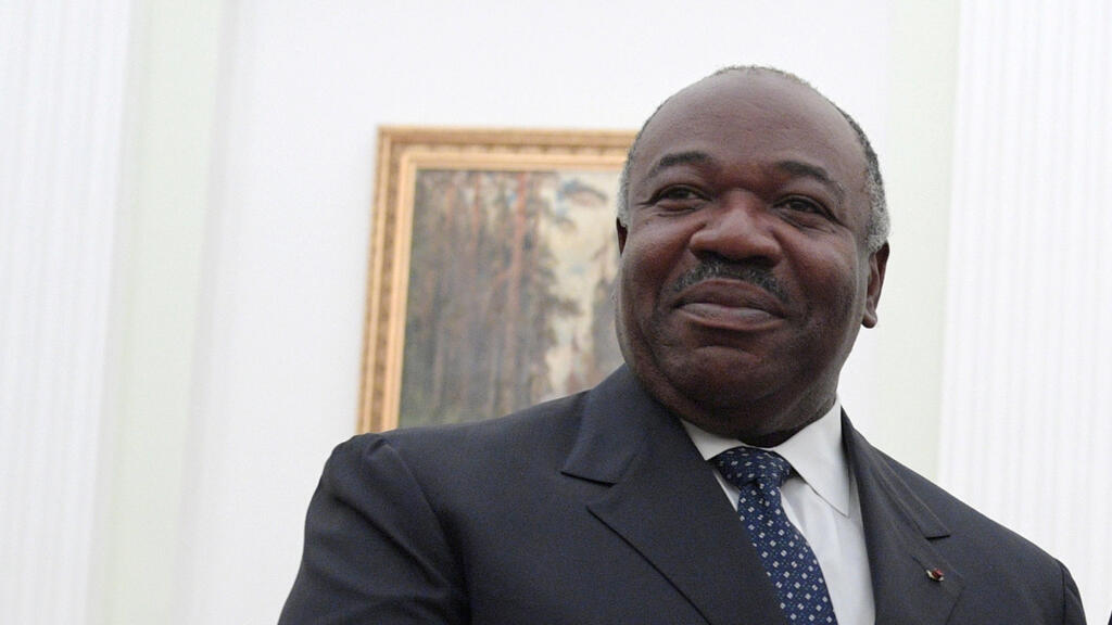 الرئيس  الغابوني علي بونغو أونديمبا