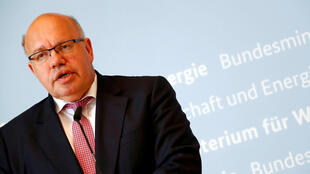 وزير الاقتصاد الألماني بيتر ألتماير