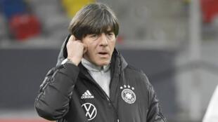 يواكيم لوف مدرب منتخب ألمانيا لكرة القدم