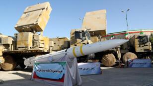 منظومة الصواريخ الإيرانية الجديدة