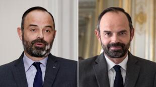 صورتان لرئيس الوزراء إدوار فيليبي بفاصل سنتين ونصف