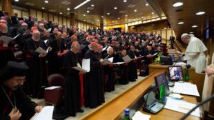 لقاء رؤساء الكنائس الكاثوليكية
