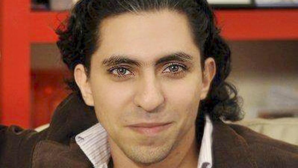 المدون السعودي رائف بدوي