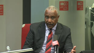 ياسر عرمان، القيادي في الجبهة الثورية السودانية