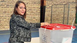 سهام بادي وزيرة شؤون المرأة في تونس سابقا