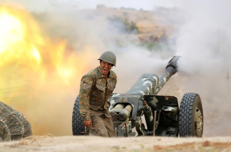 soldat armenien