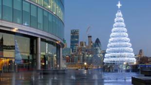 عيد الميلاد في لندن