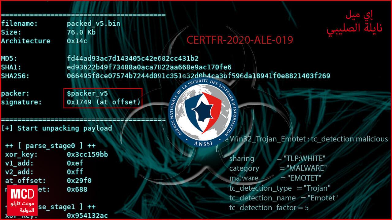 هجمات الكترونية على فرنسا