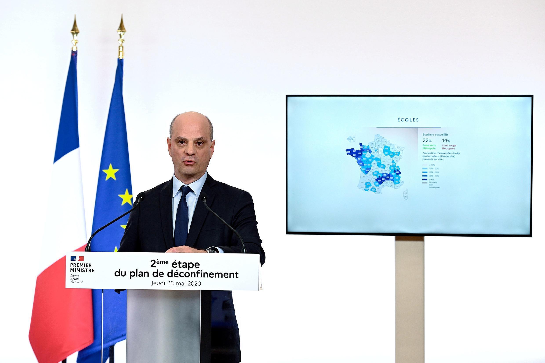 jean_michel_blanquer_ministre_education_france_coronavirus