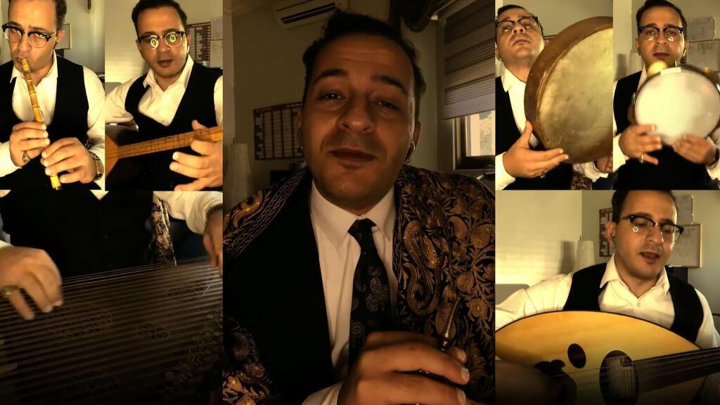 الموسيقي الأردني هاني الدهشان
