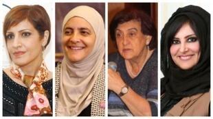 د.غادة عامر,د.فاديا كيوان,د.رنا دجاني,د.تمارا الزين